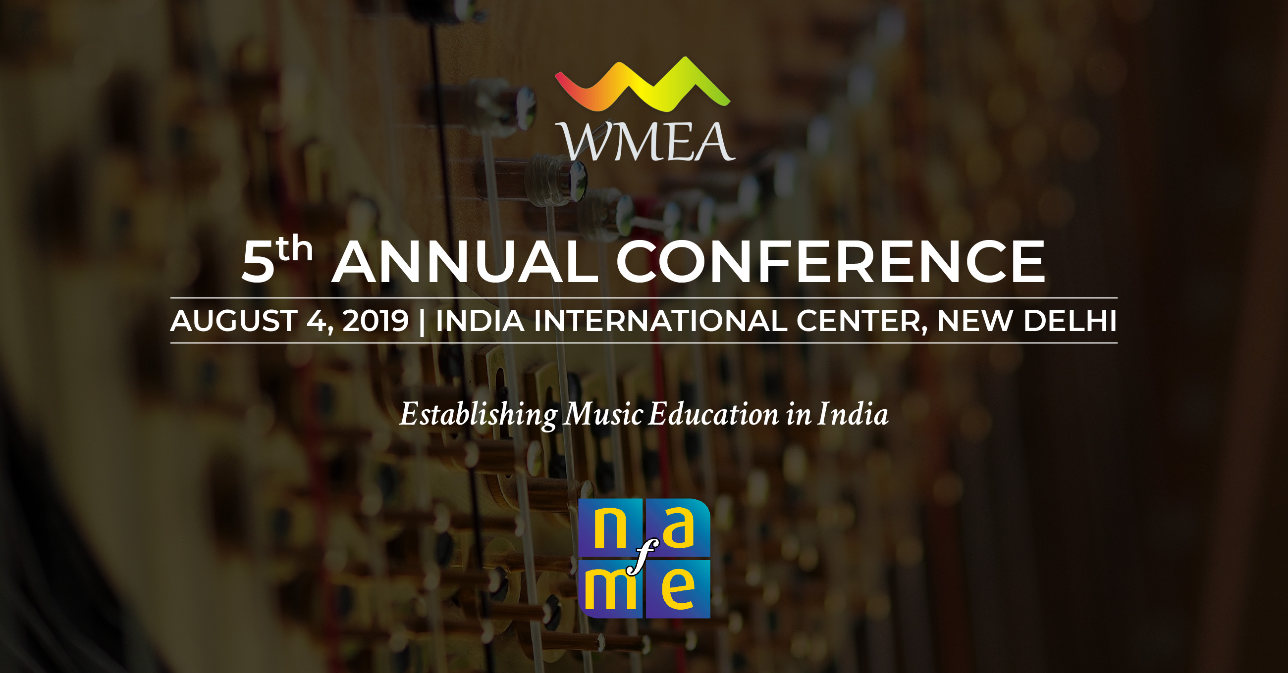 Annual Conference 2019 | WMEA India - Western Music Education